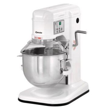 Keukenmachine 1,2kg/7L AS Bartscher, 50,5x40x60(h)cm, 230V/650W