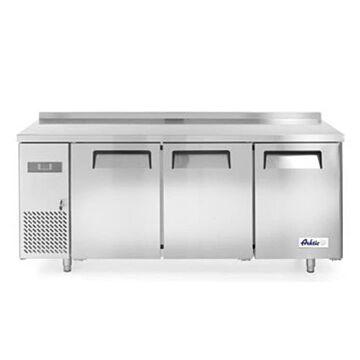 Vrieswerkbank 3 Deurs, Kitchen Line, 1800x600x(H)850mm Hendi