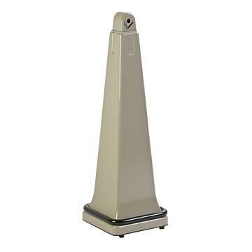 GroundsKeeper, Rubbermaid, model: VB 002570, beige