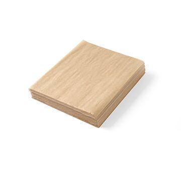 Hendi Vetbestendig papier, Papier, Beige, 35(b)x25(d)cm, 678114