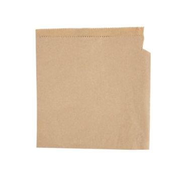 Fiesta bruine papieren tassen klein (1000 stuks), 17,7cm(b) x 17,7cm