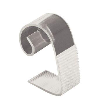 Tafelrok klittenband clip 25-50mm HVS-select, 10 stuks