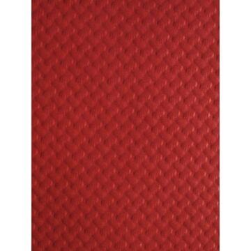 Papieren placemat HVS-select, bordeaux, 40x30cm, 500 stuks