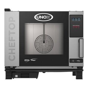 ChefTop MindOne 5x1/1GN-400, H68 x B78 x L75, 400V / 7kW