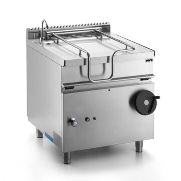 Saro Gas braadpan (kiep) model L7/BRGI50M, 80(B)x70(D)x85(H)cm, Gas/12000W
