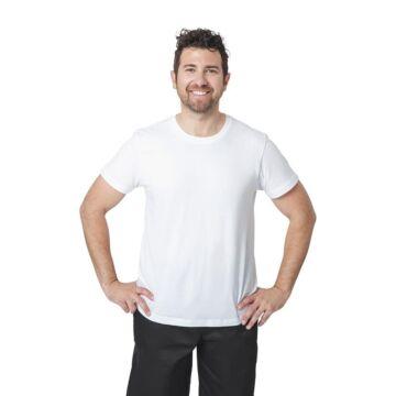 Unisex T-shirt wit L