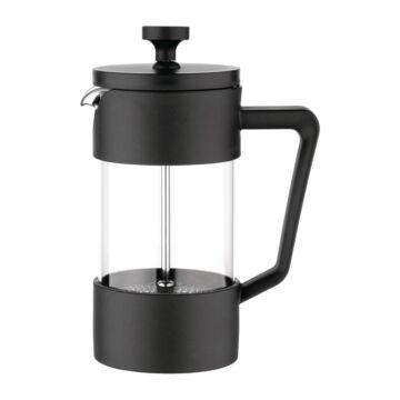 Olympia cafetière zwart 350ml, 168(H) x 75(Ø)mm