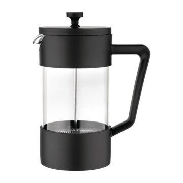 Olympia cafetière zwart 1L, 215(H) x 100(Ø)mm