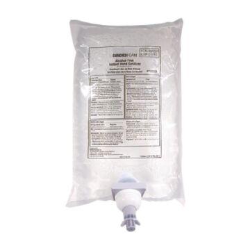 Rubbermaid AutoFoam ongeparfumeerde handreiniger navulling alcoholvrij - 1,1L (4 stuks) , 0,35(h) x 1,7501(b) x 2,5999(d)cm