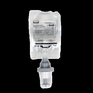 Rubbermaid Flex ongeparfumeerde handreiniger schuim 75% alcohol - 500ml (5 stuks), 0,65(h) x 1,1199(b) x 2,95(d)cm
