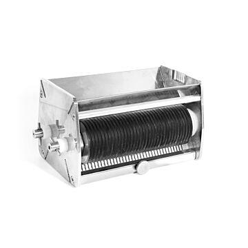 Rollers voor Shoarma RVS, 2 Sets Messen 4mm, 235x130x120(h)mm