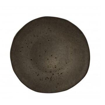 Rustico Iron Stone bord 21 cm, doos van 6 stuks