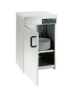 Bartscher Warmkast, 1deurs, 25-30 borden,  B 400 x D 400 x H 545 mm