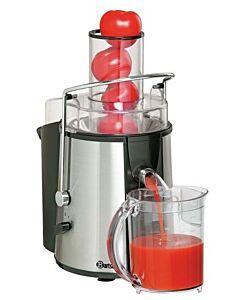 Vruchtenpers Bartscher, max 18000 omwentelingen per minuut, 230V/0,7kW