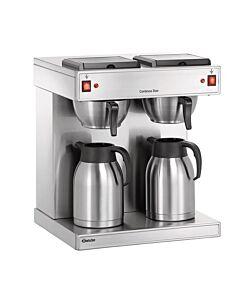 Koffiemachine Contessa Duo Bartscher, 48x45,5x57(h)cm