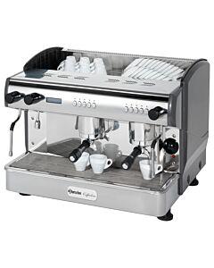 Koffiemachine Bartscher, espresso, 1 boiler, 11.5L, 68(b)x53(h)x58(d), 230V/3300W