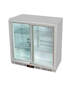 BarKoelkast Gastro-cool, UC200 208L, 90(B)x 52(D)x 90(H), 230V/2,2kW