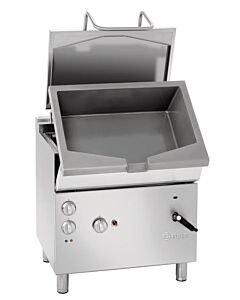 Bartscher Elektrische kantelbare braadpan, 80x70x85-90cm, 12.5kw
