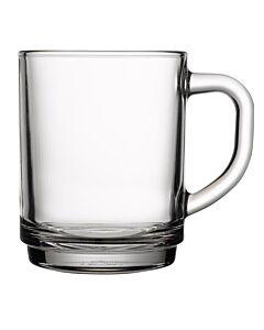 Theeglas (gehard) 255 ml, doos van 12 stuks