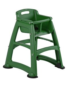 Sturdy Chair Kinderstoel, Rubbermaid, model: VB 007814, groen