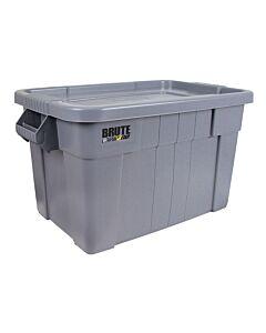 Brute-opbergbox 75,5 ltr, Rubbermaid, model: VB 000931, grijs