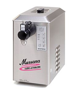 Slagroommachine Mussana 2 Liter-Pony