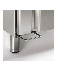 Glasdeur koelkast Gram Superior Plus, KG 70 CCG L2 4N, RVS 2/1, 610L, 70x91x213(H), 230V/248W