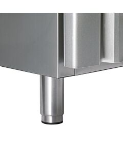 Koelkast Gram Standard, K 69 SSG L2 3S, RVS 430, 610L, 70x91x213(H), 230V/300W