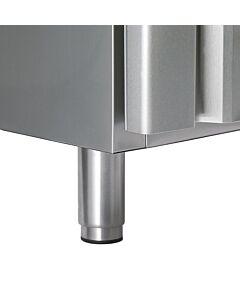 Koelkast Gram Standard, K 69 FFG L2 3S, RVS 304, 610L, 70x91x213(H), 230V/300W