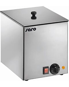 Worstenwarmer Saro, 28(b)x29(h)x35(d)cm, 230V/1000W, incl rooster