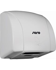 Handdroger Saro, stabiel aluminium, automatisch, 23(b)x27(h)x18(d)cm, 230V/1,5kW, robuust