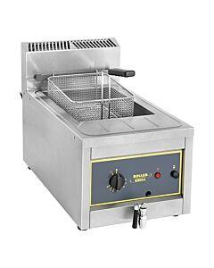 Friteuse gas 1x12L., H51 x B60 x L40, 230V / 9kW