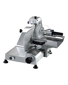 Vleessnijmachine Mach 250 RR, H x B50 x L50, 230V / 260W