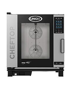 ChefTop MindPlus 7x1/1GN-400, H85 x B78 x L75, 400V / 11,7kW