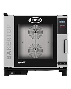 BakerTop MindOne 6x60X40-400, H85 x B96 x L86, 400V / 9,9kW