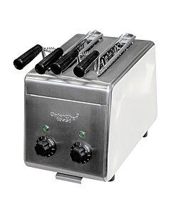 Tosti-apparaat CaterToast 2d., H29 x B31 x L20, 230V / 1200W