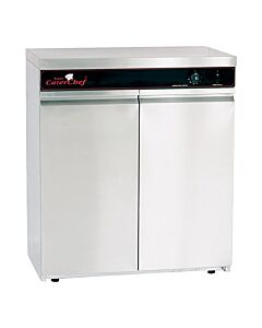 Bordenwarmkast CaterChef P120, H85 x B45 x L75, 230V / 1250W