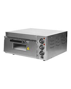 Pizza oven CaterChef, 1x 40 cm pizza, 28x56x56, 230V / 2000W