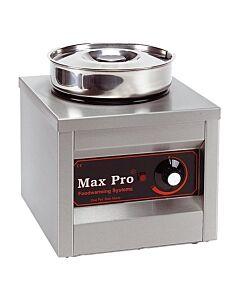 Bain Marie Foodwarmer Maxpro, 1 pot, 90°C, H29 x B26 x L26, 230V / 165W