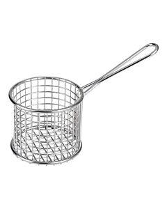 Serveer patat/aardappel mandje Mini 9,3cm, HVS-Select