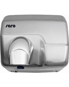 Handdroger Saro, 230V / 2,5kW, RVS, infrarood