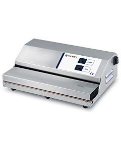 Hendi Vacuüm verpakkingsmachine Kitchen Line, RVS, 26(b)x37(d)x13(h)cm, 975336