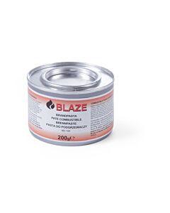 Hendi Brandpasta Blaze, Aluminium, Zilver, 193310