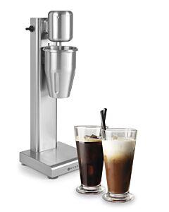 Hendi Milkshaker 1 liter, Polycarbonaat;RVS, Zilver, 17(b)x17(d)x52(h)cm, 224038