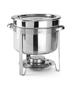 Hendi Soep chafing dish, RVS;RVS, 37øx32,5(h)cm, 472507