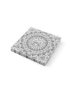 Hendi Vetbestendig papier, Papier, Design, 30,5(b)x30,6(d)cm, 678169