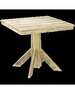 Horeca tafel steigerhout Memphis, III, diverse kleuren, 2 maten. Vanaf 2 stuks