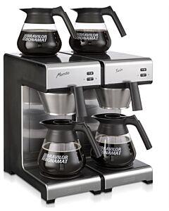 Koffiezetapparaat Bravilor, Mondo Twin, 400V, 4280W, 404x406x(H)446mm