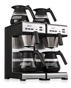 Koffiezetapparaat Bravilor, Matic Twin, 230V, 3460W, 404x406x(H)446mm