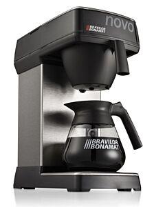 Koffiezetapparaat Bravilor, Novo, 230V, 2130W, 214x391x(H)424mm